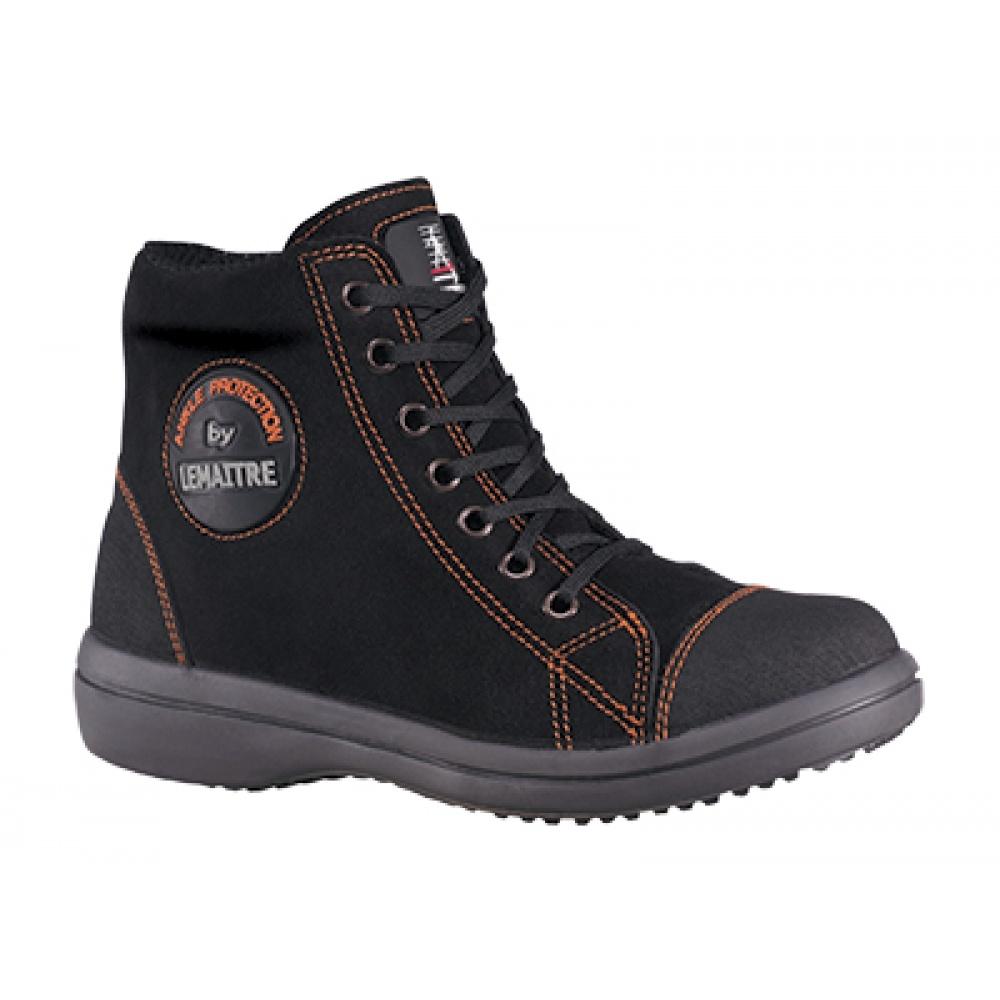 chaussure haute femme vitamine s3 src chaussures de s curit femme somatico