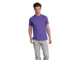 TEE-SHIRT HOMME COL ROND COTON 190 GR