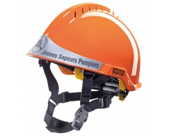 Casque F2 Xtrem JSP - Orange fluo
