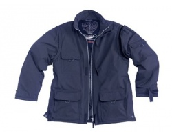 PARKA DOUBLEE MANCHES AMOVIBLES PK550