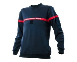 Sweat marine JSP - BULBIZARRE