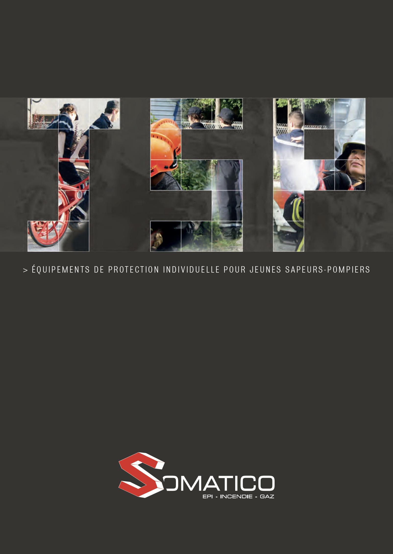 Flyer EPI - Jeunes Sapeurs-pompiers